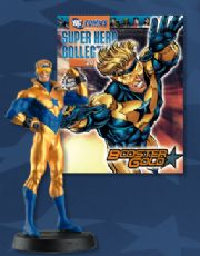 Eaglemoss DC Comics Super Hero Figurine Collection #020 Booster Gold